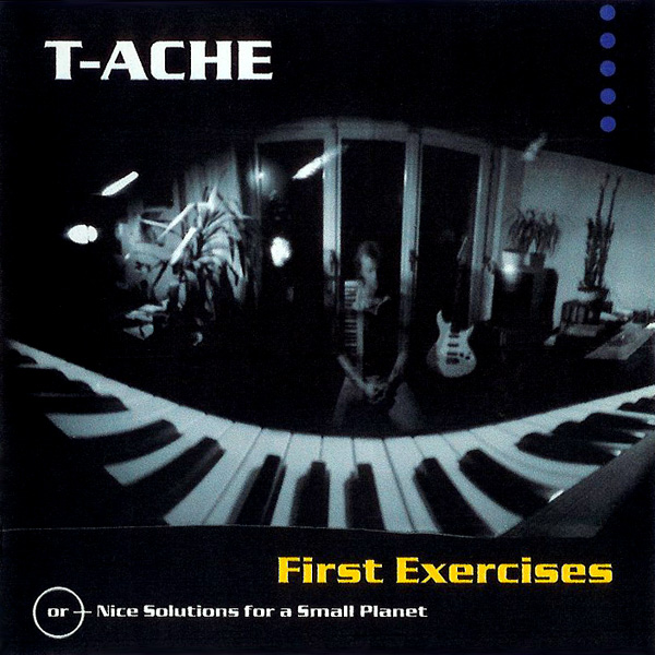 T-ACHE First Exercises, Album Cover, camera obscura