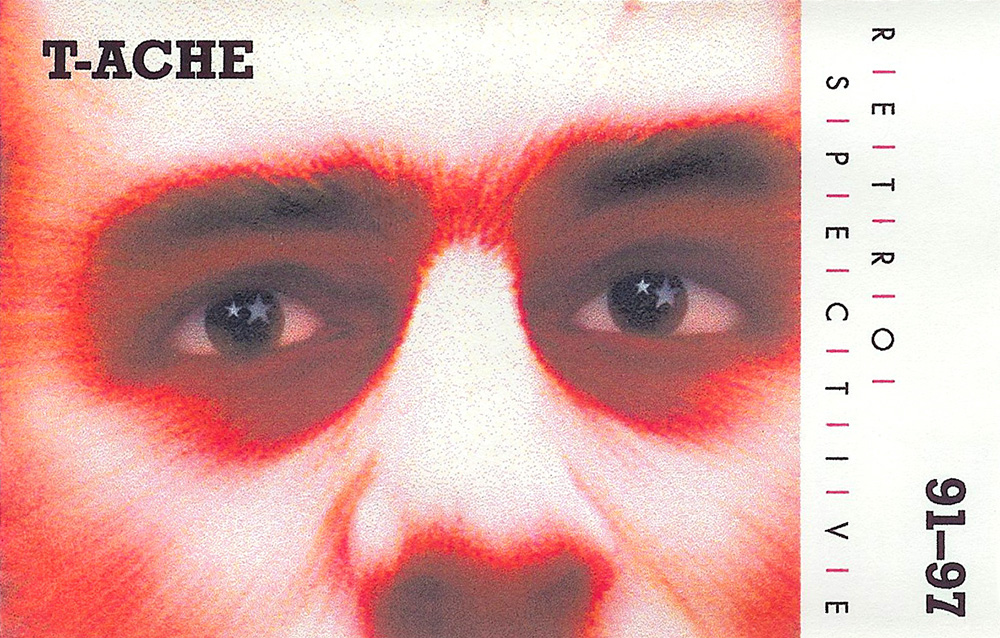 T-ACHE God on the Ladder - Retrospective 91 - 97, Album Cover