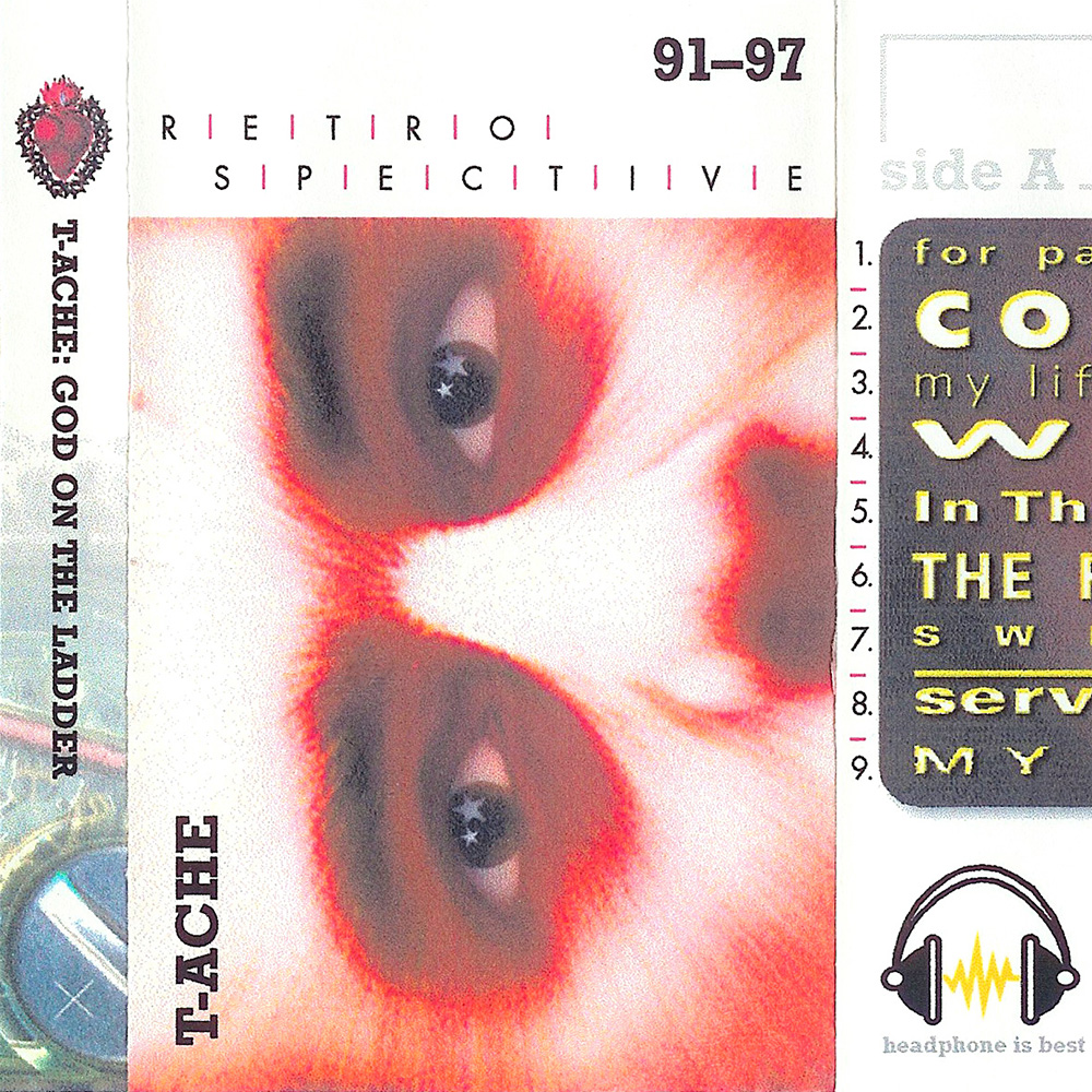 T-ACHE God on the Ladder - Retrospective 91 - 97, Album Cover, excerpt